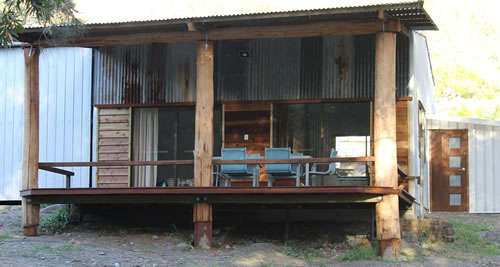 Mountain Creek Cabin provides comfortable accommodation while hunting for Red Deer, Rusa Deer, Fallow Deer, Chital Deer, Goats, Buffalo, Camels, Scrub Bulls and Pigs